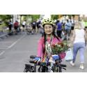 Shakila lärde sig cykla och körde Halvvättern