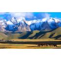 På väg till Kirgizistan