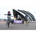 VisitScotland wheelie ready for Expo
