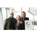 ÅF Lighting wins the Nordic Lighting Design Award 2016 for Østbanehallen