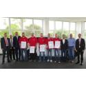 "Start der ""Mitsubishi Techniker Olympiade 2017"""