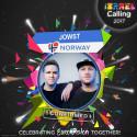 JOWST og de andre nordiske ESC-artistene i Israel på Eurovision promo tour!