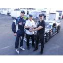 Freddie Magnusson och Memphis Racing i flerårssatsning på V8 Thunder Cars