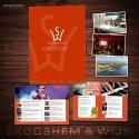 Skogshem & Wijk erbjuder sina gäster färdiga shower och nöjen