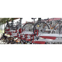 Smekab Citylife cykelparkering på Malmö Centralstation