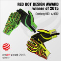 Granberg tilldelas designpriset Red Dot Award 2015