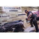 Jason Wynyard världsmästare på nytt i Timbersports