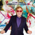 Nytt album med ​Elton John: Wonderful Crazy Night