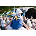 Sallyswag och Ayla gästar Linköpings nationaldagsfirande