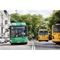 Fler bussar i Skåne