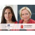 Rädda Barnen och IMM på samma scen i Almedalen –  Varför då? Vi frågade generalsekreterarna
