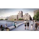 Tolvvåningshus ger Universitetsholmen ny siluett