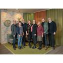 Uppsalahem presenterar ny ledningsgrupp