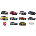 The ten safest cars of the year