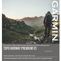 Topo Norway Premium v3 - detaljert topografisk kart 1:20 000 for kompatible Garmin enheter og PC/Mac