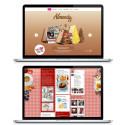 Almondys nya webbplats sprider tårtglädje online!