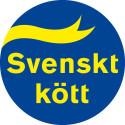 Svensk kött-märket är nu ännu viktigare