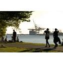 Kraftigt förbättrad luft i Göteborg med nya svavelregler