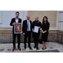 Centrum B wins prestigious quality award