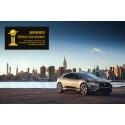 Jaguar I-PACE vinner World Car of the Year