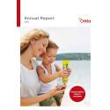 Orkla-konsernin vuosikertomus 2015 sisältää myös yritysvastuuosion