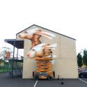 Stavdal lyfter konstnärer i gigantiskt konstprojekt