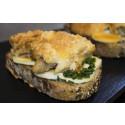 Korshags recepttips: Grillad makrillmacka med ägg & majonnäs