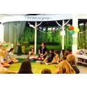 Sigtuna bjuder elever på författarmöten i maj