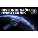 Sveriges enda civilingenjörsutbildning i rymdteknik finns vid Luleå tekniska universitet