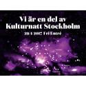 29/4: Vårkänslor i Humlegården – besök oss under Stockholms kulturnatt!