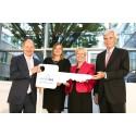 Grand opening of new children's hospital in Hamburg