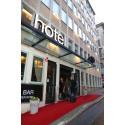 Invigning av Best Western and hotel