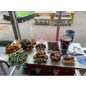 Finegreen delighted to raise over £120 in cake sale for Cavell Nurses' Trust!