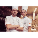 Duni attends the finale of Bocuse d'Or