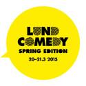 """Lund Comedy Festival får en """"lillasyster"""" i mars"""