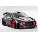 Hyundai Motorsport premiärvisar Hyundai i20 Coupe WRC inför 2017 års WRC-säsong