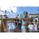 Havskampen inleder jakten på #1miljon - insamlingskampanj till förmån för Ung Cancer