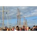 Måndagens höjdpunkter på Tall Ships Races