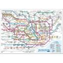 Tokyo Metro besøker Sporveien for å lære om T-banedriften i Oslo