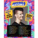 Matoma World Tour