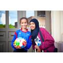Fotball og bærekraft på Nobels Fredssenter