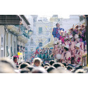 Få en varm og sjov vinterferie med fem karnevaler i Spanien