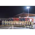 Falck tager nye brandstationer i brug til 10-årig kontrakt