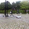 Danske kunstnere repræsenteret ved belgisk skulpturudstilling i Molenbeek