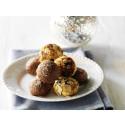 Kan man bage julekonfekt Ja, og det smager forrygende
