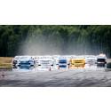 Tättrion i V8 Thunder Cars laddar för holmgång i Västkustloppet