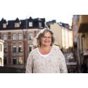 Hatten på för Birgitta!