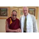 Dalai lama till Stockholm och Lund i april 2011