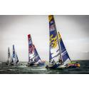 Unge sejlere kan nu tilmelde sig Red Bull Foiling Generation