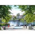 Antalet besökare i Umeå ökar under första kvartalet 2016